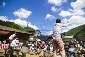 天川村といえど今年は暑かった。 天川村での暮らし / 001
